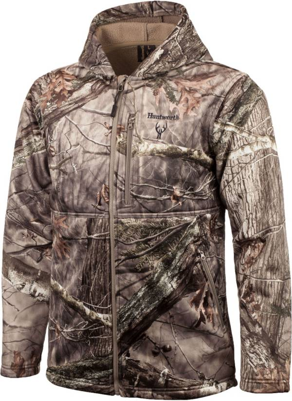 Huntworth Men's Heavy Soft Shell Jacket product image