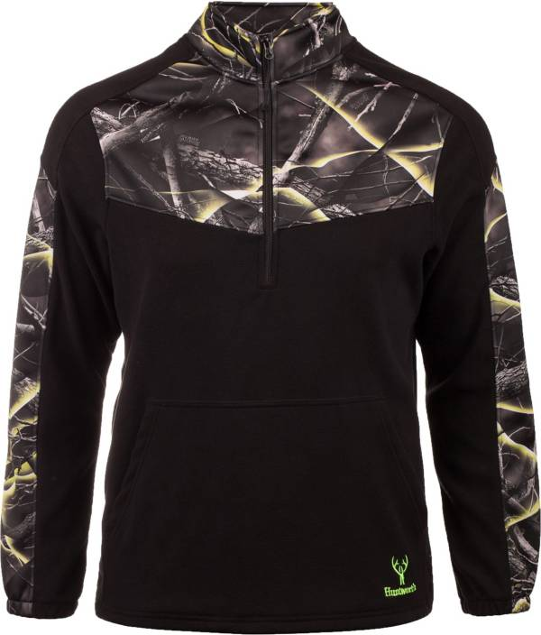 Huntworth Men's Anti-Pill Fleece 1/4 Zip Pullover product image