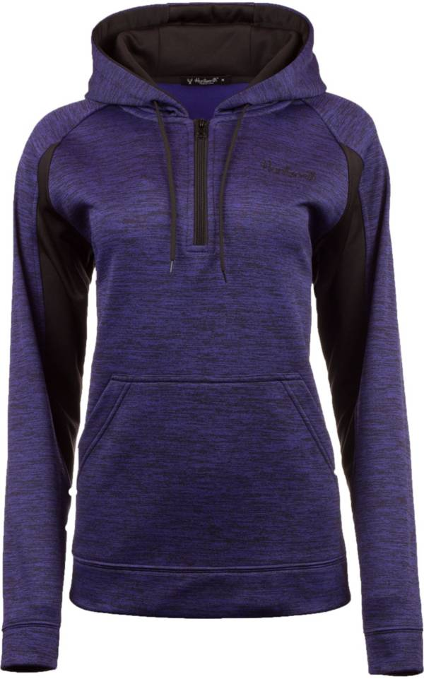 Huntworth Women's Heather Fleece Hoodie product image