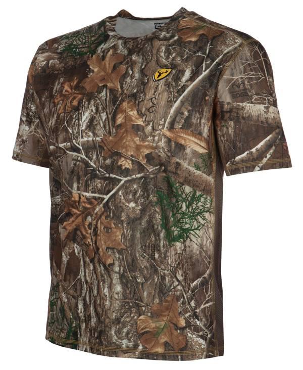 Blocker Outdoors Men's Shield Series Angatec Short Sleeve Performance Shirt product image