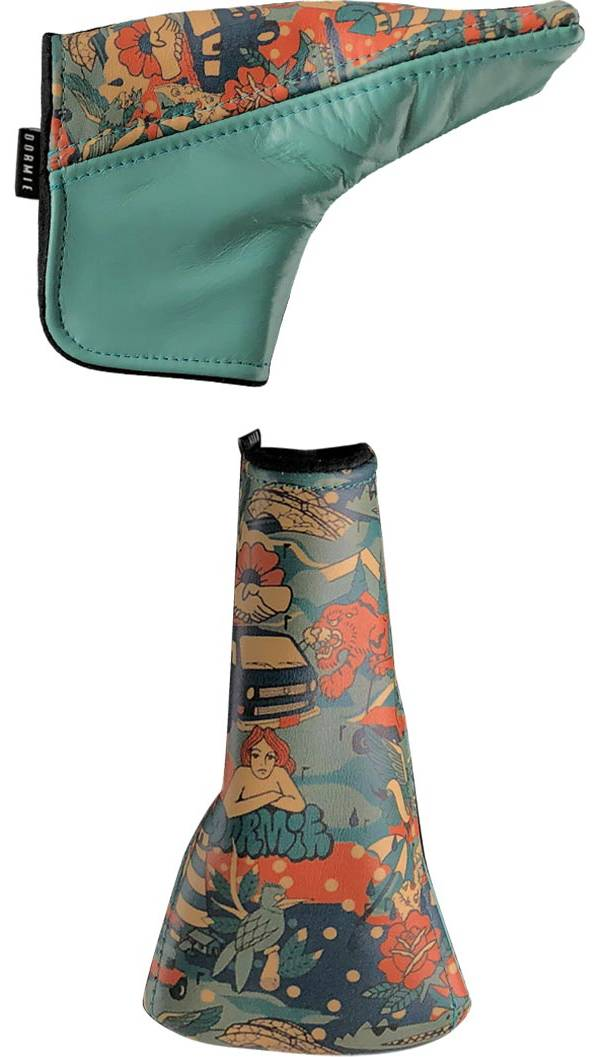 Dormie Workshop The Wall Blade Putter Headcover product image