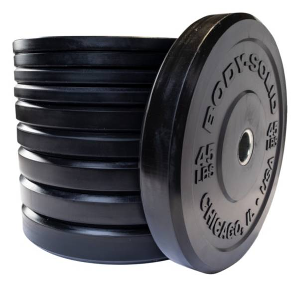 Body Solid OBPX260 Bumper Plate Set product image