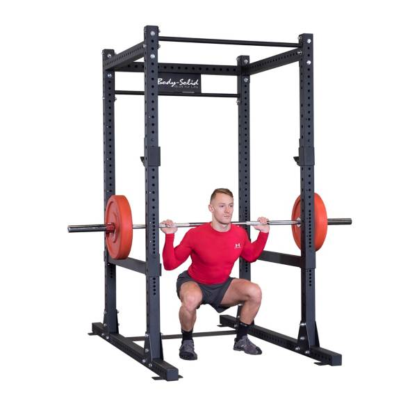 Body Solid SPR1000 Commercial Power Rack product image