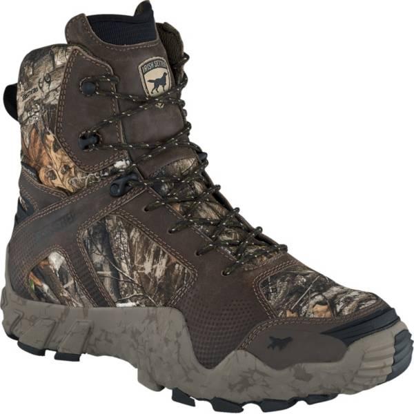 Irish Setter Men's VaprTrek 8'' Realtree Edge 400g Waterproof Hunting Boots product image