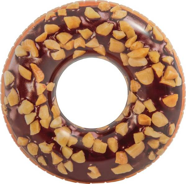 Intex Nutty Chocolate Donut Inflatable Tube product image