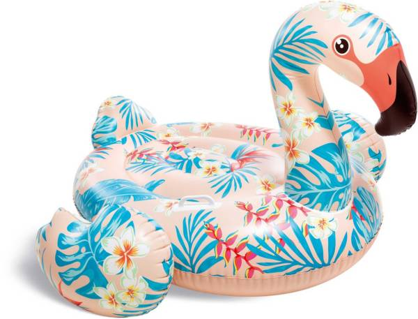 Intex Tropical Flamingo Ride-On Inflatable Float product image