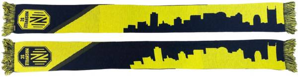 Ruffneck Scarves Nashville SC Skyline Scarf product image