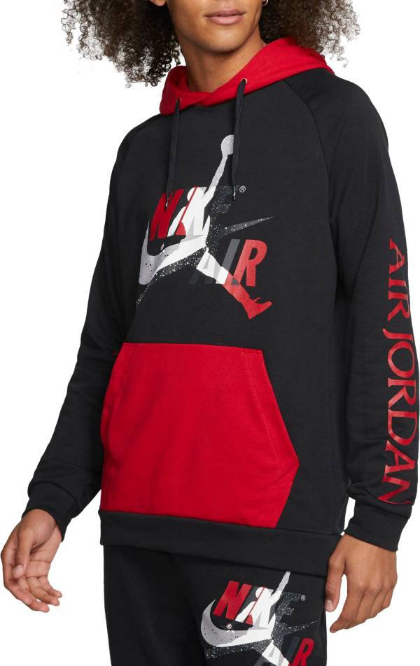 Jordan Men's Jumpman Classics Lightweight Fleece Pullover product image