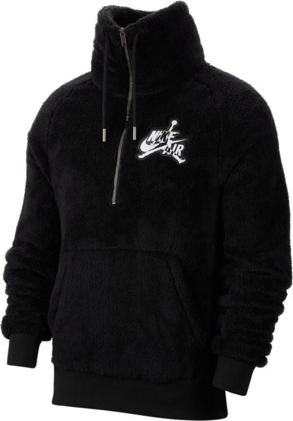 Nike Men's Jordan Wings Sherpa 1/2 Zip Pullover product image