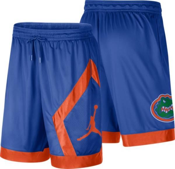 Jordan Men's Florida Gators Blue Dri-FIT Knit Shorts product image