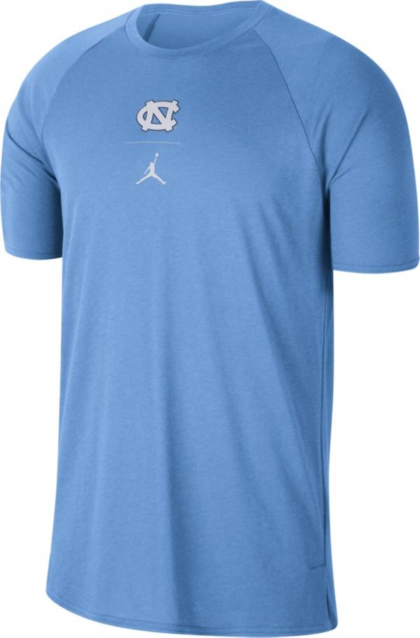 Jordan Men's North Carolina Tar Heels Carolina Blue 23 Alpha T-Shirt product image