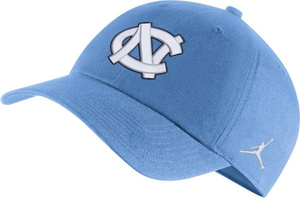 Jordan Men's North Carolina Tar Heels Carolina Blue Heritage86 Logo Adjustable Hat product image