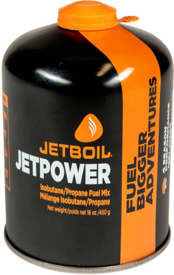 Jetboil Jetpower 450g Fuel Canister product image
