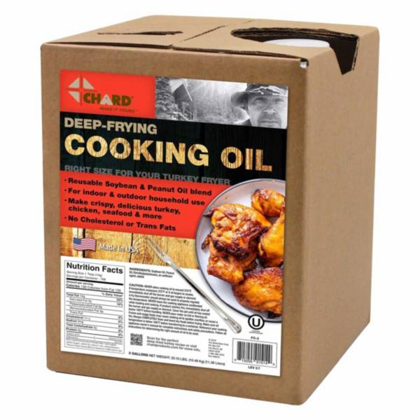 CHARD Deep Frying Cooking Oil product image
