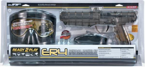 JT ER4 Paintball Complete Starter Kit product image