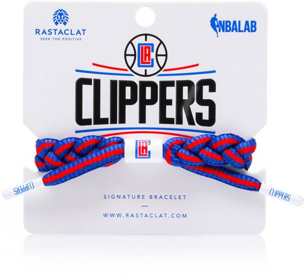 Rastaclat Los Angeles Clippers Away Braided Bracelet product image