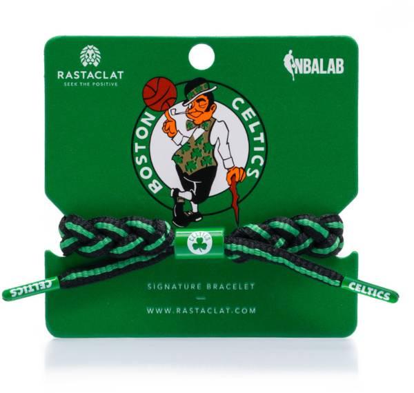 Rastaclat Boston Celtics Away Braided Bracelet product image