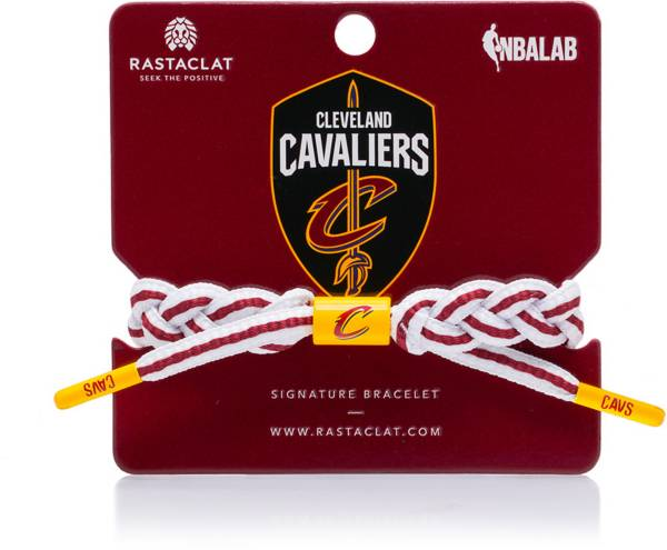 Rastaclat Cleveland Cavaliers Home Braided Bracelet product image