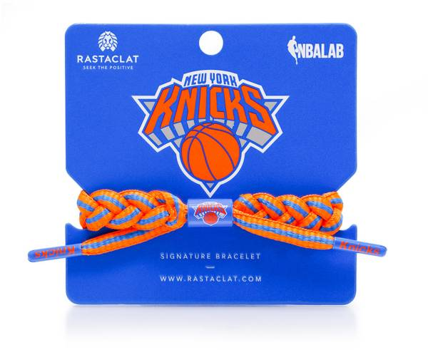 Rastaclat New York Knicks Away Braided Bracelet product image