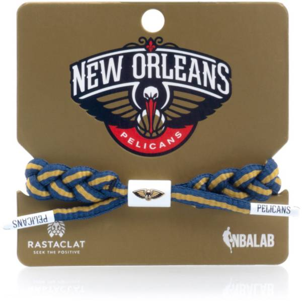 Rastaclat New Orleans Pelicans Home Braided Bracelet product image