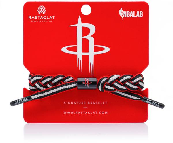 Rastaclat Houston Rockets Away Braided Bracelet product image