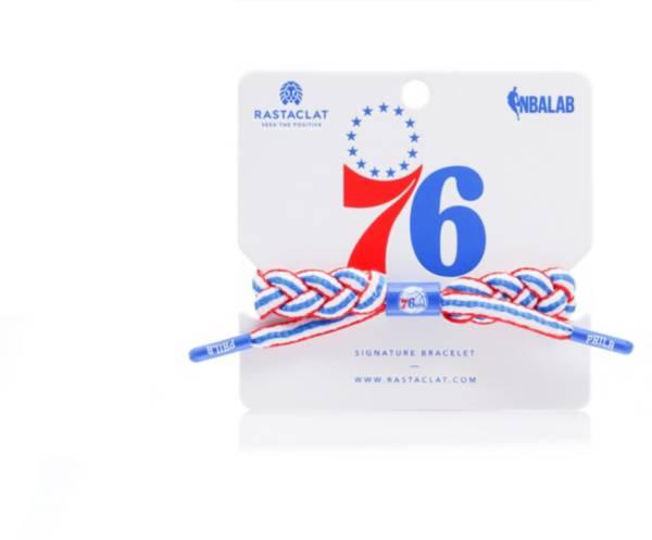 Rastaclat Philadelphia 76ers Away Braided Bracelet product image