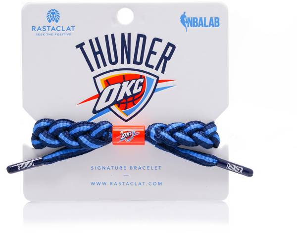 Rastaclat Oklahoma City Thunder Home Braided Bracelet product image