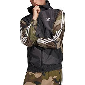 0f171780b871a7 adidas Originals Men's Camouflage Windbreaker | DICK'S Sporting ...
