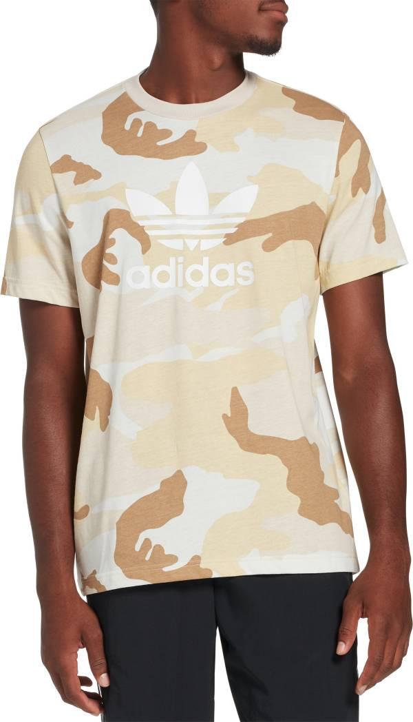 adidas Originals Men's Camo Trefoil T-Shirt product image