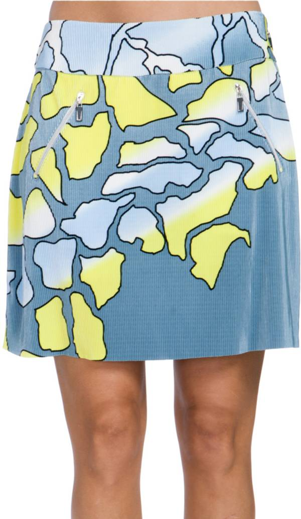 Jamie Sadock Women's Camo Print Side Zip Golf Skort product image
