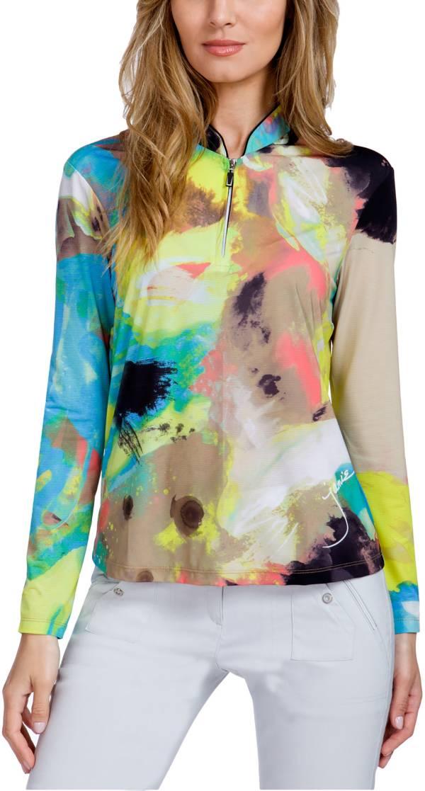 Jamie Sadock Women's Bouquet Sunsense Golf Pullover product image