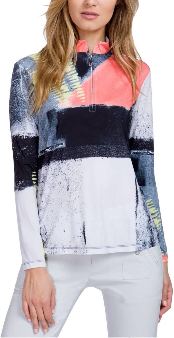 Jamie Sadock Women's Tokyo Sunsense Golf Pullover product image