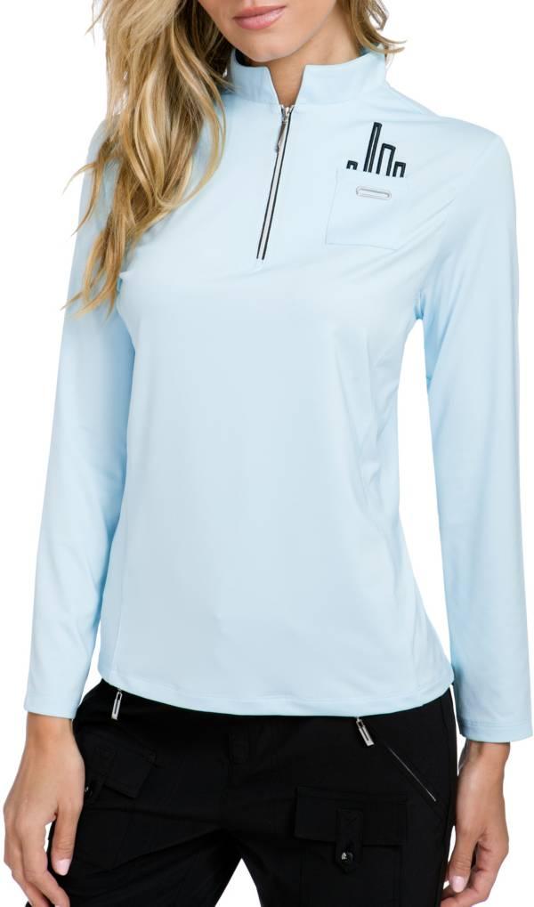 Jamie Sadock Women's ¼-Zip Long Sleeve Golf Top product image