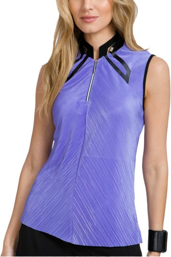 Jamie Sadock Women's Crunch Sleeveless Golf Polo product image