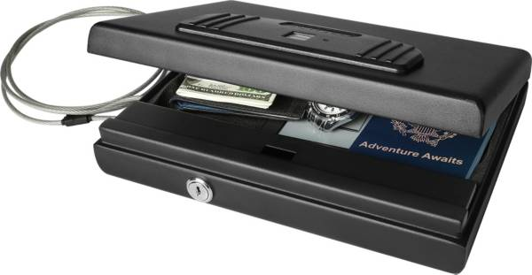 Fortress Portable Safe with Biometric Lock product image