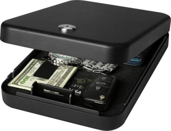 Fortress Portable Safe with Key Lock product image