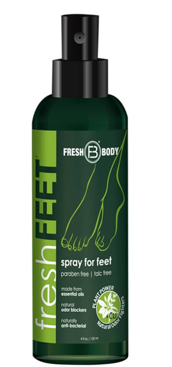 Fresh Body Fresh Feet Foot Drying Spray product image