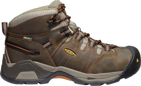 KEEN Men's Detroit XT Mid Waterproof Work Boots product image