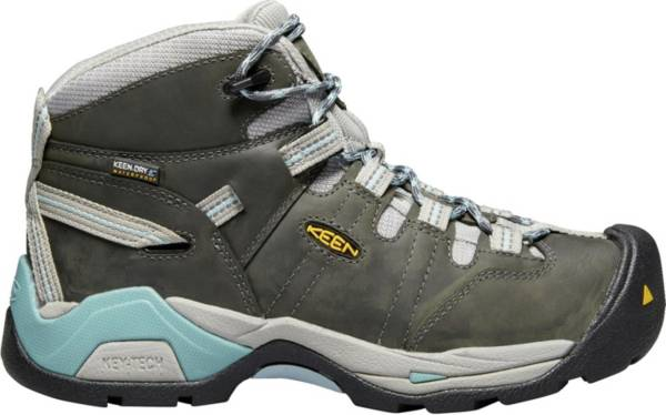 KEEN Women's Detroit XT Mid Waterproof Work Boots product image
