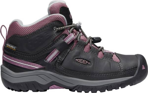 KEEN Kids' Targhee Mid Waterproof Hiking Boots product image