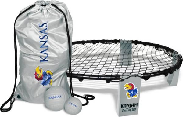 Wild Sports Kansas Jayhawks Strike Jam Combo Game product image