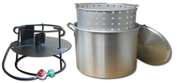 King Kooker Portable Propane 90 Qt. Outdoor Boiling Package product image