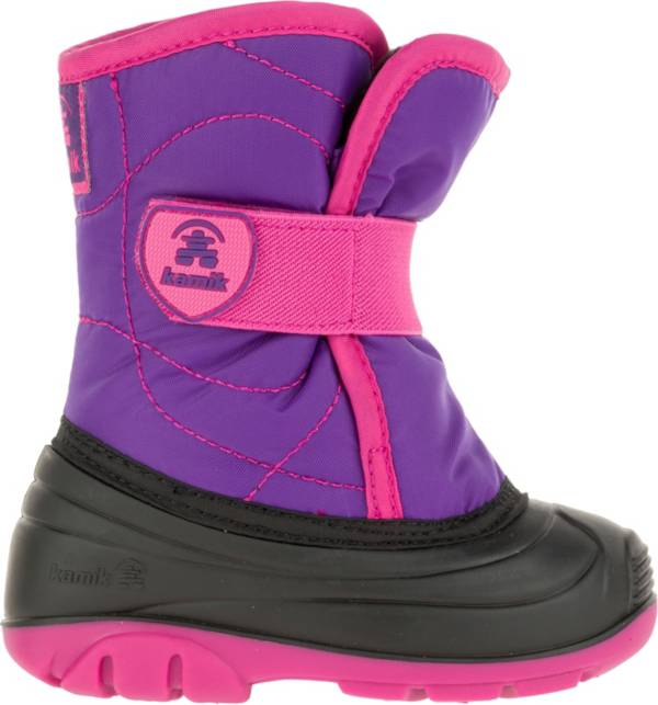 Kamik Toddler Snowbug 3 Insulated Winter Boots product image