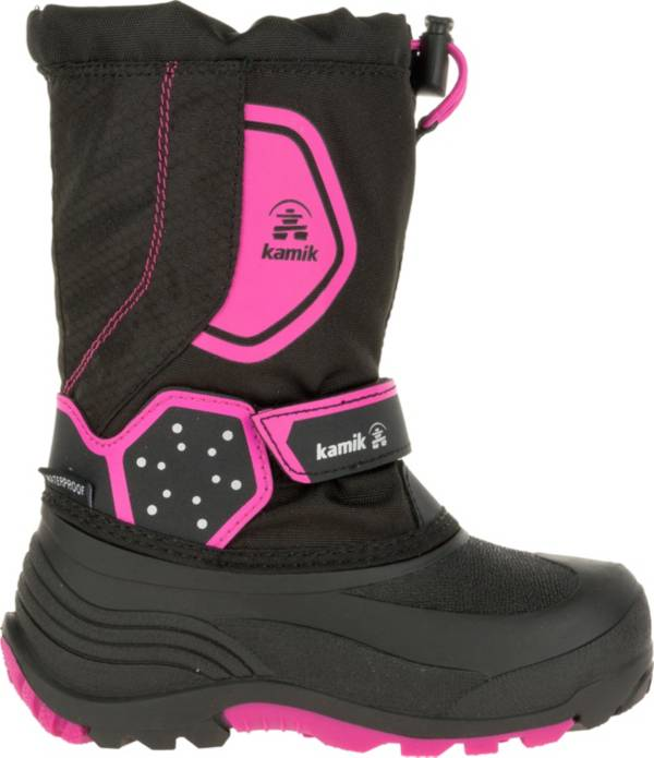 Kamik Kids' Icetrack Insulated Waterproof Winter Boots product image
