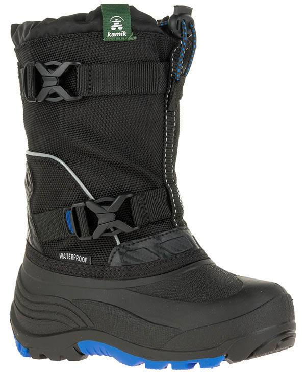 Kamik Kids' Glacial 3 Insulated Waterproof Winter Boots product image