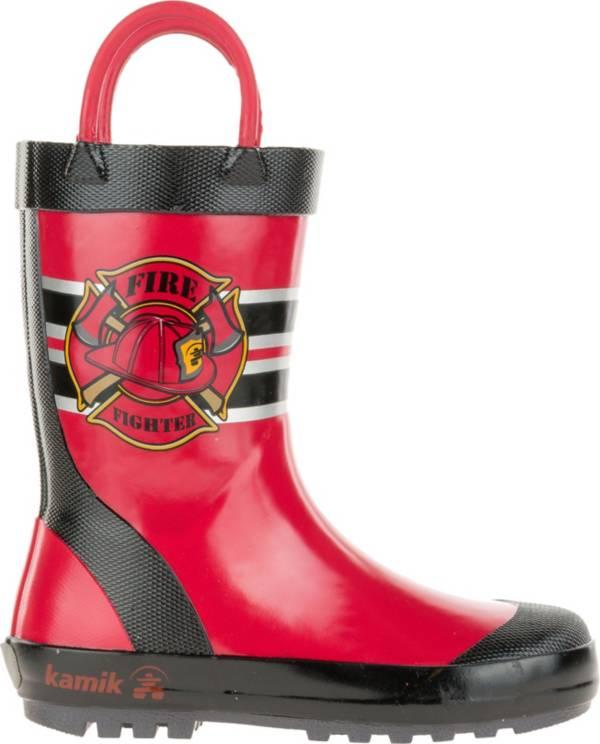 Kamik Toddler Fireman Rain Boots product image