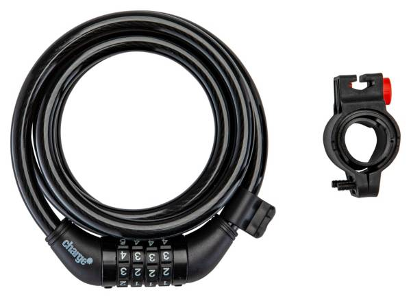 Charge 6' x 12mm Number Combination Cable Bike Lock product image
