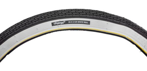 Charge White Wall 26'' x 2.125'' Bike Tire product image