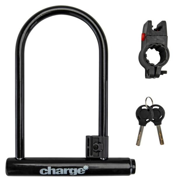 Charge High Strength Steel Bike U-Lock product image