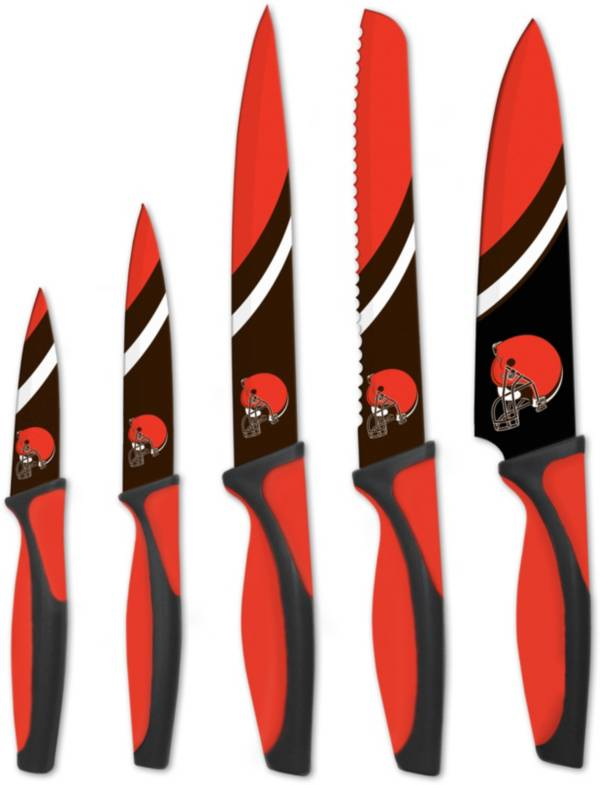 Sports Vault Cleveland Browns Kitchen Knives product image